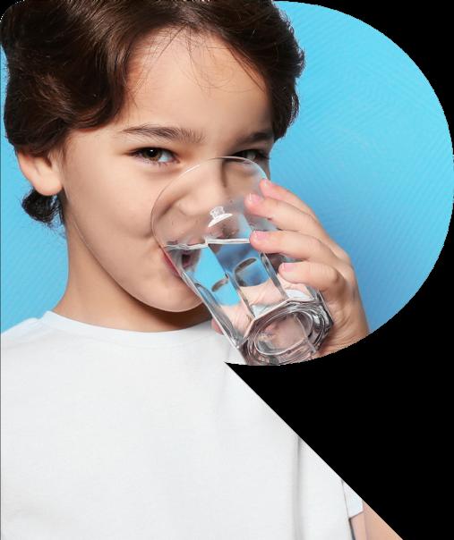 R Water kid