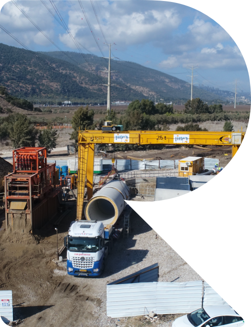 Pipes & Infrastructure Works